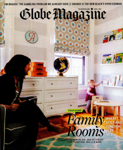 Dulcey Connon Home As seen in the boston Sunday globe magazine